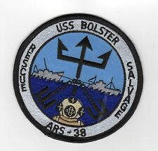 USS Bolster ARS 38 - Rescue/Salvage BC Patch Cat No C5246