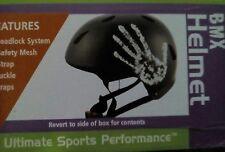 Helmet BMX Sport Direct Hand design size medium.