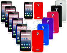 Silicone/Gel/Rubber Cases & Covers for Alcatel One Touch