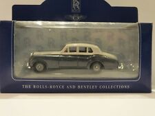 LLEDO SL89 000 ROLLS ROYCE SILVER CLOUD - GREY/SILVER - ROLLS ROYCE & BENTLEY