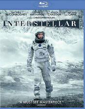 Interstellar (Blu-ray Disc, 2015, 2-Disc Set)