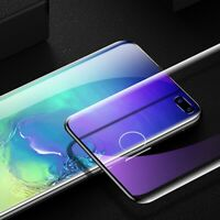 Samsung Galaxy S9 S8 S10 Plus Case Friendly Real Tempered Glass Screen Protector