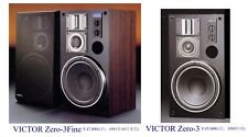 Suspensions for the woofers VICTOR Zero-3  and   VICTOR Zero-3Fine