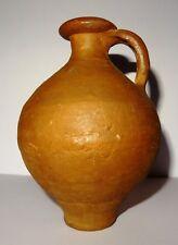 CRUCHE GALLO-ROMAINE EN TERRE CUITE - 100 AD- ANCIENT GALLO-ROMAN TERRACOTTA JUG