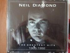 Neil Diamond Greatest Hits 1966 - 1992 Double CD