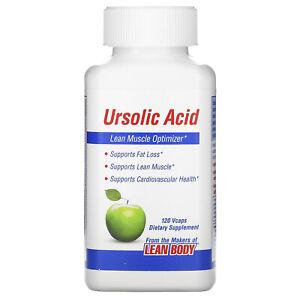 Ursolic Acid, Lean Muscle Optimizer, 120 Capsules