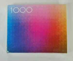 Clemens Habicht | 1000 Colours Puzzle | The Original 2014 - New In Damaged Box -