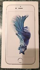 Apple iPhone 6s - 64GB - Silver (Unlocked) Smartphone Brand New Boxed