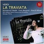 Verdi: La Traviata, Montserrat Caballe, Sherrill Mil CD | 0888837271721 | New