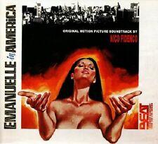 Emanuelle In America - Complete Score - Limited 1000 - Nico Fidenco