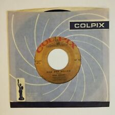 NINA SIMONE Fine And Mellow / Summertime Colpix CP 143 1960 VG+ Soul