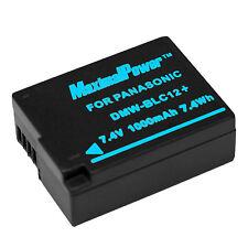 For Panasonic DMW-BLC12 Camera Battery Lumix DMC-FZ200 DMC-FZ1000 DMC-G5 G6 GH2