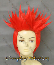 One Piece Captain Eustass Kidd Custom Styled Cosplay Wig_commission765