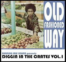 THE OLD FASHIONED WAY CLASSIC 1970's REGGAE MIX CD