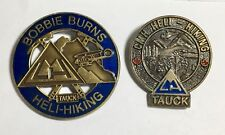Bobby Burns Tauck -Heli-Hiking & Cmh-Heli-Hiking,Tauck 2 Pins