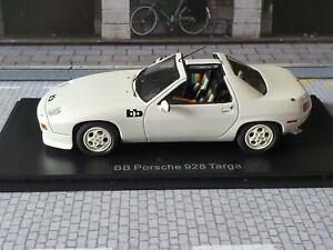 NEO SCALE MODELS 1/43   PORSCHE - 928 TARGA BB 1979