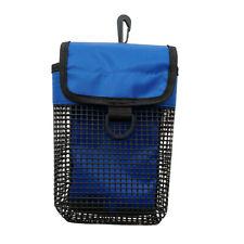 Nylon Mesh Gear Carry Bag for Scuba Diving SMB Storage Holder Equipment