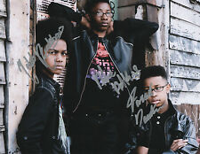 GFA Metal Band * UNLOCKING THE TRUTH * Signed 8x10 Photo T4 PROOF COA