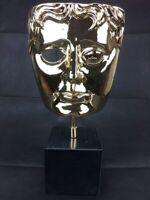 BAFTA Awards Metal Trophy Replica Britsish Academy Film Awards Prize DHL