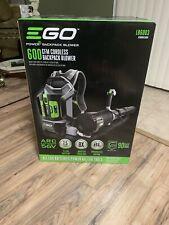 Ego Backpack Blower Kit 600 Cfm Cordless 56V w/ 7.5ah Battery & Charger (Lb6003)