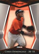 2011 TRISTAR Pursuit Orange #71 Chris Dominguez /99