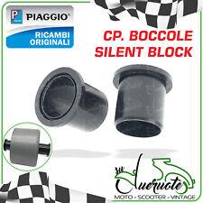 BOCCOLA KIT BOCCOLE SILENT BLOCK SUPPORTO MOTORE PIAGGIO APRILIA DERBI GILERA