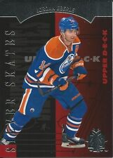 2013-14 SP Authentic 1993-94 SP Retro Silver Skates Edmonton Oilers