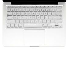 "UNIK CASE-Silicone Keyboard Cover for Macbook Pro 13"" 15"" 17""Unibody-Silver"