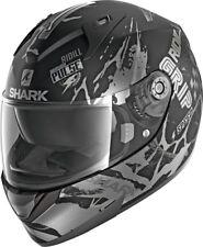 SHARK Helm Ridill Drift-R schwarz matt grau M = 57/58 Sonnenblende statt 179,95€