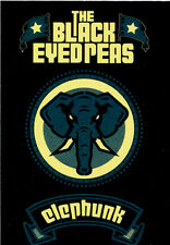 The Black Eyed Peas Elephunk RARE promo sticker '04