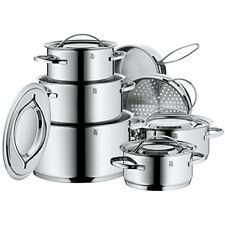 WMF Gala Plus Topf-Set 7-teilig Edelstahl Rostfrei Küche Töpfe Küchenzubehör NEU