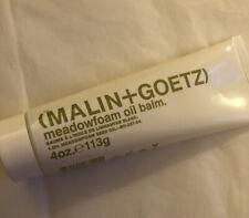 Malin + Goetz Meadowfoam Oil Balm 4oz/113g Sealed NEW