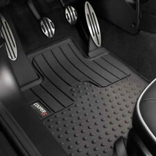Mini Cooper S 2007-2013 R55 R56 R57 R58 Rubber Mats Floormats Front Set OEM