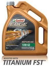 5L Huile CASTROL EDGE FST TITANIUM 10W60 SUPERCAR pour BMW