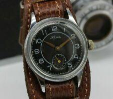 Vintage Soviet mechanical watch Raketa Kama PCHZ Military 17J USSR CCCP 4Q1957