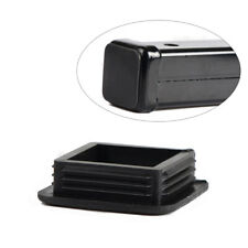 Universal Black Class III IV 2'' Hitch Receiver Rubber Cover Cap Dust Protector