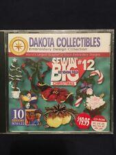 Dakota Collectibles Embroidery Design Collection - Sewin Big #12 Christmas