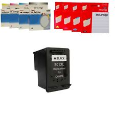 HP 301XL CH563EE CARTUCCIA COMPATIBILE NO ORIGINALE BK NERO 480 pagine circa