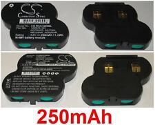 Batterie Pour HP 470013-222, Ni-Mh **250mAh**