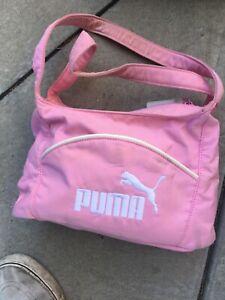 PUMA Sport Small Bag Purse Pink