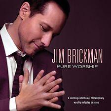 Jim Brickman - Pure Worship [New CD]