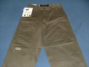 NWT Boy's Levi's SilverTab Khaki/Army Green 6 Pocket  Cargo Jeans XS 8 Deadstock