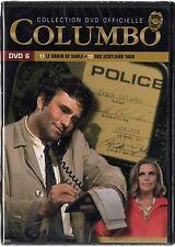 COLUMBO - Intégrale Télé 7 Jours -  DVD N°6 - Saison 2 - Ep 11 et 12 - NEUF
