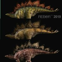 REBOR Stegosaurus Armatus GARDEN Figure Dinosaur Model Collector Toy Kids Gift