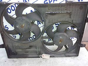 JAGUAR X TYPE 2.0D 2003 SE Radiator Fans