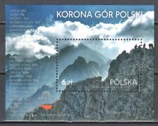 Poland 2017 - Crown of Polish Mountains - Mi.m/s 263A -  MNH (**)