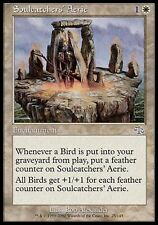 1x Soulcatchers' Aerie Judgment MtG Magic White Uncommon 1 x1 Card Cards