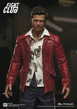 FIGHT CLUB Tyler Durden 1/6 BLITZWAY (Red Jacket)