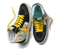 Vans X The Simpsons SK8 HI Family Portrait VN0A4BV617E Size 8 - 12 NEW