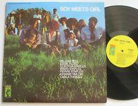 BOY MEETS GIRL ORIG US STAX SOUL / FUNK 2 LP 1969 MINT-
